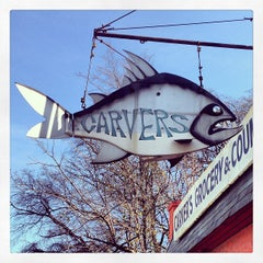 Photo taken at Carver's Country Kitchen by Jason B. on 2/21/2013