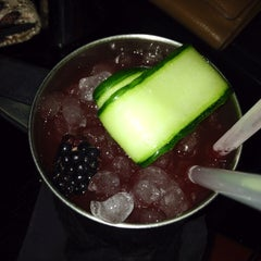 Photo taken at Baroque - Le Bistrot by Nina K. on 8/14/2014
