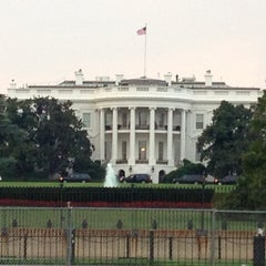 Photo taken at The Ellipse — President's Park South by TechSavvyMama on 9/8/2013