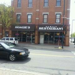 Photo taken at Hoagie's Restaurant by Kurt N. on 7/7/2013