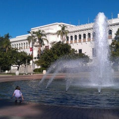 Photo taken at Balboa Park by Matthew A. on 10/25/2012