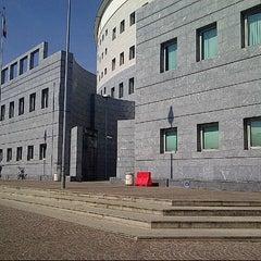 Photo taken at Tribunale di Padova by Tomaso on 9/18/2012