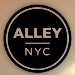 Photo taken at AlleyNYC by Mike Z. on 7/22/2015