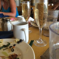 Photo taken at Forest Buffet at Harrah's Hotel Casino Lake Tahoe by Alli W. on 8/15/2015