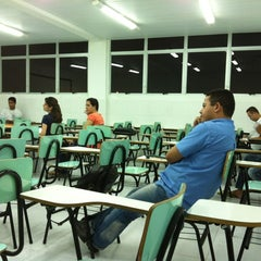 Photo taken at Fanese - Campus Santo Antônio by Vera C. on 12/17/2012