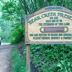 Photo taken at Bear Creek Trail by Marty O. on 7/18/2014