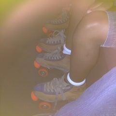 Photo taken at Let's Skate Orlando by Carmen V. on 8/17/2013