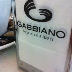 Photo taken at Bar Gabbiano by Sardinia G. on 11/9/2014