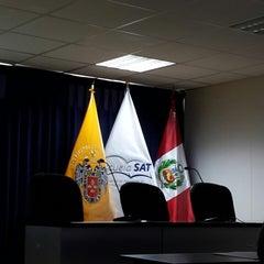 Photo taken at Servicio de Administración Tributaria de Lima by David R. on 7/11/2013