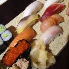 Photo taken at Tomidagiku Japanese Dining by Jelly on 5/21/2014