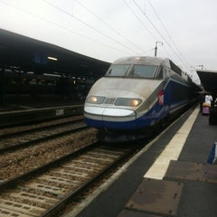 Photo taken at Gare SNCF de Nantes by Ioanna P. on 4/30/2013
