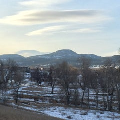 Photo taken at Spearfish, SD by Michael M. on 1/13/2016