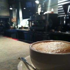 Photo taken at Coffee Foundry by Wei-Hsiang H. on 2/11/2013