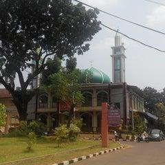 Photo taken at Masjid selapa polri by Kombor K. on 8/15/2014