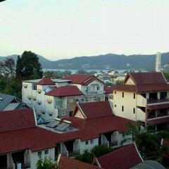 Photo taken at Baan Yuree Resort And Spa Phuket by Valeriya G. on 2/8/2013