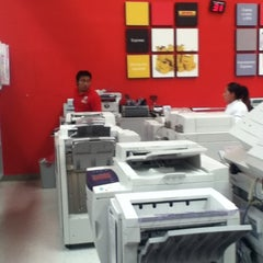 Photo taken at Office Depot by Eduardo G. on 12/11/2012