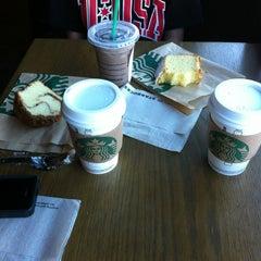 Photo taken at Starbucks by Jd W. on 1/20/2013