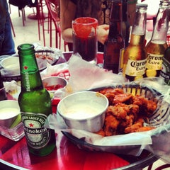 Photo taken at Wings City by Alex B. on 7/23/2013