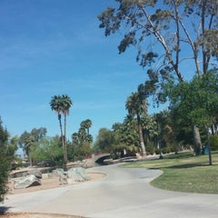Photo taken at Encanto Park by Hillary M. on 3/17/2014