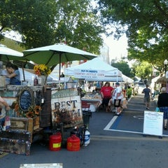 Photo taken at Farmers Curb Market by Lori C. on 10/13/2012