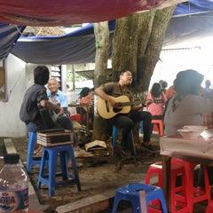 Photo taken at Segitiga Erlangga Food Court by Nana D. on 1/18/2015