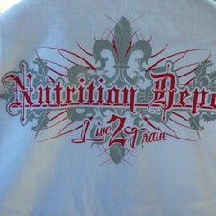Photo taken at Nutrition Depot by Mike H. on 11/24/2012