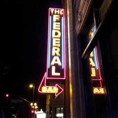 Photo taken at The Federal Bar by Joey M. on 10/28/2012
