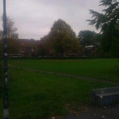 Photo taken at Seghwaertse Hout by Aad V. on 10/20/2012