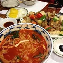 Photo taken at Hyo Dong Gak by Jeongseok L. on 11/21/2012