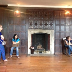 Photo taken at Sutton House by Nadia G. on 6/22/2014