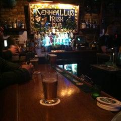 Photo taken at Kenneally's Irish Pub by Emily M. on 2/17/2013