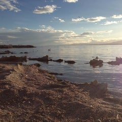 Photo taken at Salton Sea State Recreation Area by Jac on 12/19/2013