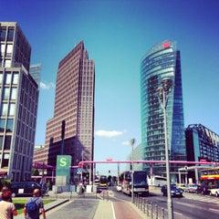 Photo of Potsdamer Platz in Berlin, Ge, DE