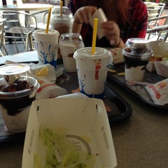 Photo taken at Hungry Jacks by Lovely T. on 12/8/2012