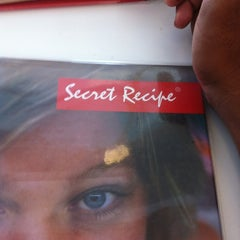 Photo taken at Secret Recipe by Ad C. on 10/8/2012