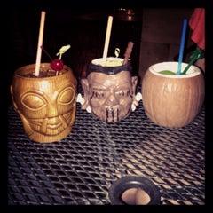 Photo taken at Psycho Suzi's Motor Lounge & Tiki Garden by Anna Marie H. on 6/1/2013