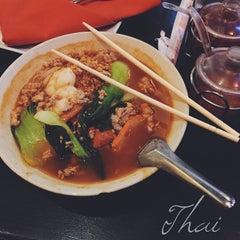 Photo taken at Street Side Thai Kitchen by Giovani D. on 12/2/2014