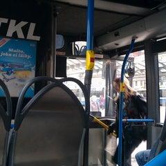 Photo taken at TKL bussi 1 by Nana L. on 4/16/2013