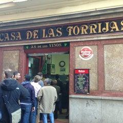 Photo taken at La Casa de Las Torrijas - As de los Vinos by Juan Ramon G. on 3/30/2013