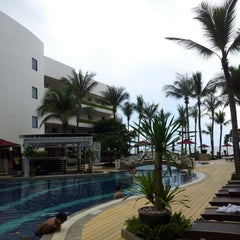 Photo taken at Imperial Hua Hin Beach Resort by Nagone ร. on 9/22/2012