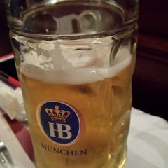 Photo taken at Schnitzel Haus by Suzin J. on 11/17/2013