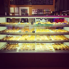 Photo taken at Sunrise Donuts by Rocky W. on 10/27/2015