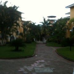 Photo taken at Costa Club Punta Arena Hotel by Nelson R. on 7/19/2013