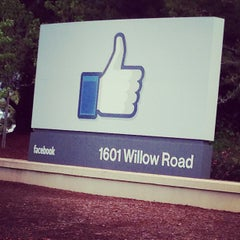 Photo taken at Facebook HQ by Nathaniel F. on 4/4/2013