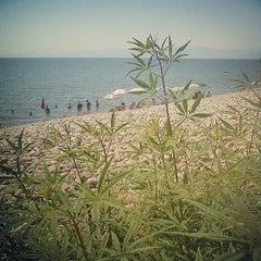 Photo taken at Trebisacce Beach by Ilya G. on 8/6/2013