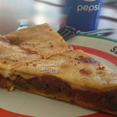 Photo taken at Sbarro by Jam D. on 8/15/2014
