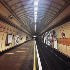 Photo taken at Gants Hill by Gus N. on 2/15/2014