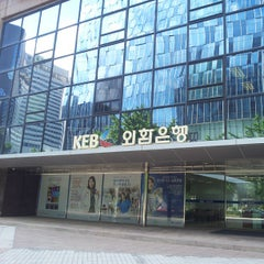 Photo taken at KEB 외환은행 by S on 8/13/2013
