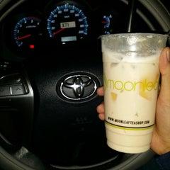 Photo taken at Moonleaf Tea Shop by Nadzmar A. on 7/31/2014