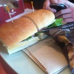 Photo taken at Panera Bread by Jason W. on 11/18/2012